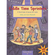 Fiddle Time Sprinters: A Third Book of Pieces for Violin (BOK)