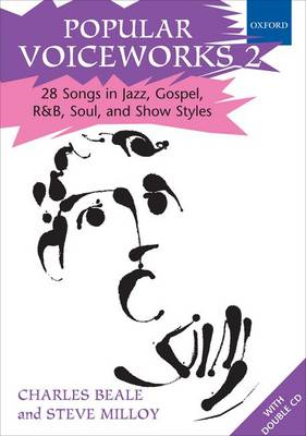Popular Voiceworks 2: 28 Songs in Jazz, Gospel, R&B, Soul, and Show Styles: 2 (BOK)