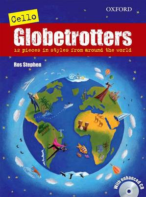 Cello Globetrotters (BOK)