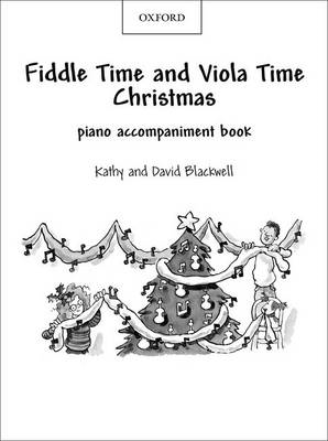 Fiddle Time and Viola Time Christmas: Piano Book (BOK)
