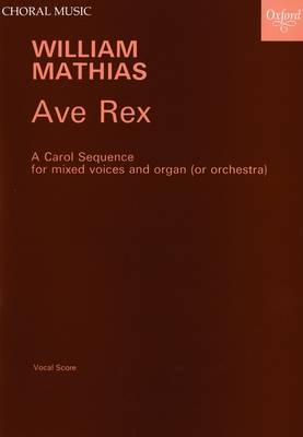 Ave Rex: Vocal Score (BOK)
