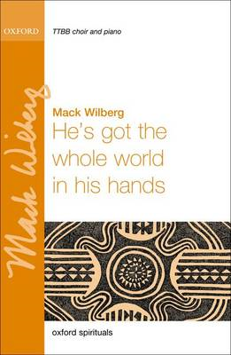 He's got the whole world in his hands (BOK)