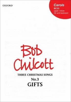 Gifts: No. 3 of Three Christmas Songs (BOK)