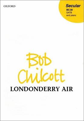Londonderry Air: Vocal Score (BOK)