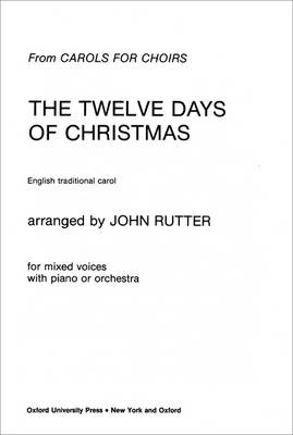 The Twelve Days of Christmas: Vocal Score (BOK)