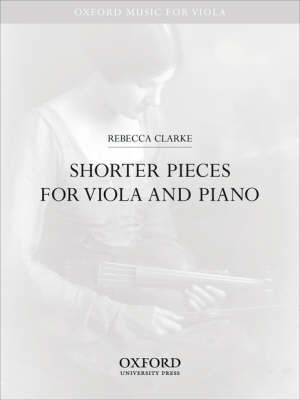 Shorter Pieces for viola and piano (BOK)