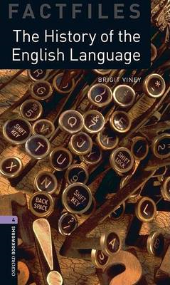 The History of the English Language: 1400 Headwords: Non-fiction: Factfiles (BOK)