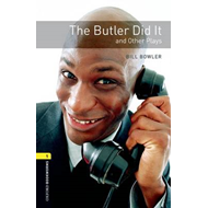 The Butler Did it and Other Plays: 400 Headwords: Playscripts (BOK)