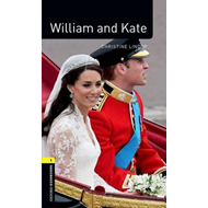 Oxford Bookworms Library: Stage 1: William & Kate Pack (BOK)