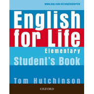 English for Life: Elementary: Student's Book (BOK)