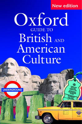 Oxford Guide to British and American Culture (BOK)