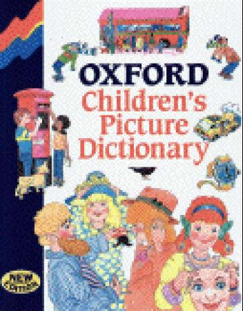 Oxford Children's Picture Dictionary (BOK)