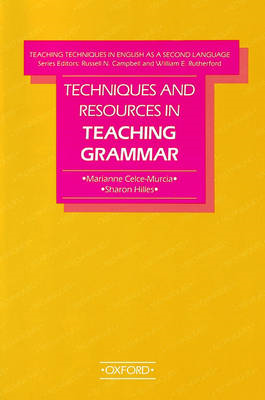 Techniques and Resources in Teaching Grammar (BOK)