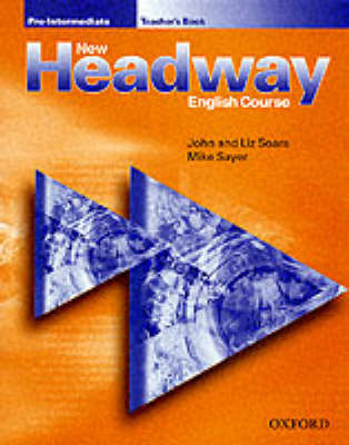 New Headway: Pre-intermediate: Teacher's Book (BOK)