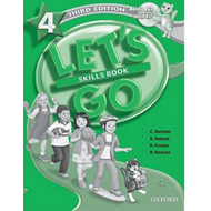 Let's Go: Level 4: Skills Book with Audio CD Pack (BOK)