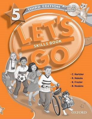 Let's Go: Level 5: Skills Book with Audio CD Pack (BOK)