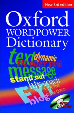 Oxford Wordpower Dictionary (BOK)