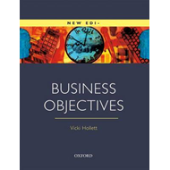 Business Objectives: Student's Book (BOK)