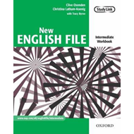New English File: Intermediate: Workbook (BOK)