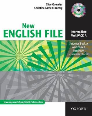 New English File: Intermediate: MultiPACK A (BOK)