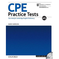 CPE Practice Tests: Practice Tests with Explanatory Key and Audio CDs Pack (BOK)