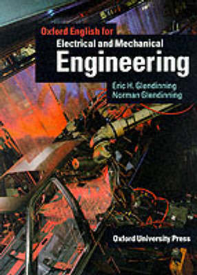 Oxford English for Electrical and Mechanical Engineering Student's Book (BOK)