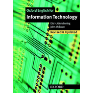 Oxford English for Information Technology: Student's Book (BOK)