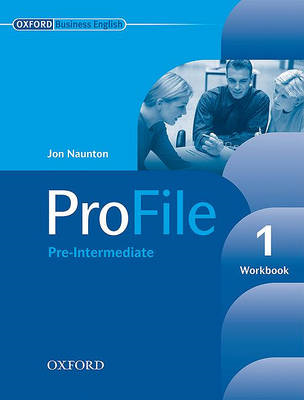 ProFile 1: Workbook (BOK)