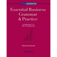 Essential Business Grammar & Practice (BOK)