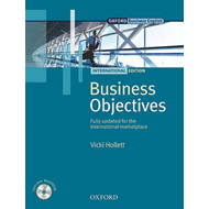 Business Objectives International Edition: Student's Pack (BOK)