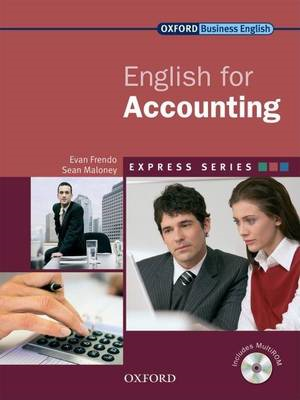 Express Series: English for Accounting (BOK)