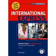 International Express: Pre-Intermediate: Student's Pack: (St (BOK)