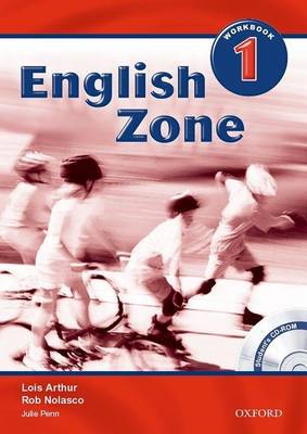 English Zone 1: Workbook with CD-ROM Pack (BOK)