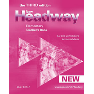 New Headway: Six-level General English Course for Adults: Elementary level: Teacher's Book (BOK)