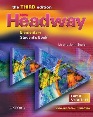 New Headway: Elementary: Student's Book B (BOK)