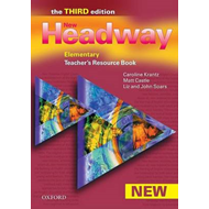 New Headway: Elementary: Teacher's Resource Book: Six-level General English Course for Adults (BOK)