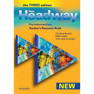 New Headway: Six-level General English Course for Adults: Pre-intermediate level: Teacher's Resource (BOK)