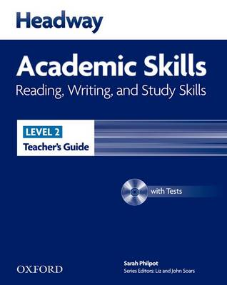 Headway Academic Skills: 2: Reading, Writing, and Study Skills Teacher's Guide with Tests CD-ROM (BOK)
