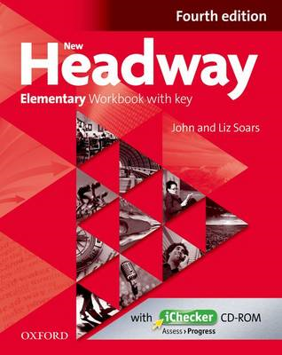 New Headway: Elementary A1 - A2: Workbook + iChecker with Ke (BOK)