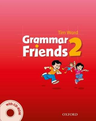Grammar Friends 2: Student's Book with CD-ROM Pack (BOK)