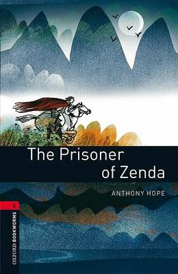 The Prisoner of Zenda: 1000 Headwords (BOK)