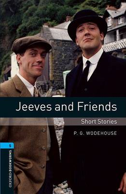 Jeeves and Friends: Short Stories: 1800 Headwords (BOK)