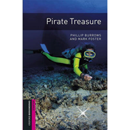 Oxford Bookworms Library: Starter Level: Pirate Treasure (BOK)