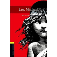 Oxford Bookworms Library: Stage 1: Les Miserables Audio CD Pack (BOK)