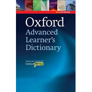 Oxford Advanced Learner's Dictionary: (Includes Oxford iWrit (BOK)