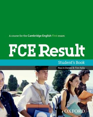 Revised FCE Result: Student's Book (BOK)