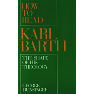 How to Read Karl Barth (BOK)