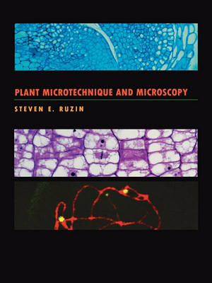 Plant Microtechnique and Microscopy (BOK)