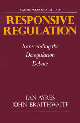 Responsive Regulation (BOK)