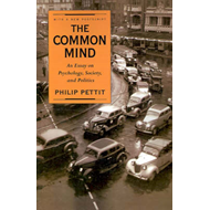 The Common Mind: An Essay on Psychology, Society, and Politics (BOK)
